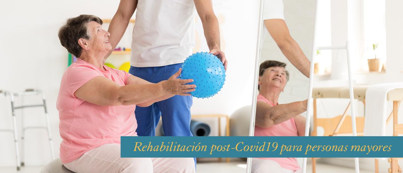 centro rehabilitación covid